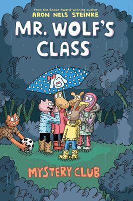 Mr Wolfs class mystery club