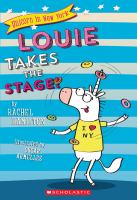 Louie Takes the Stage!