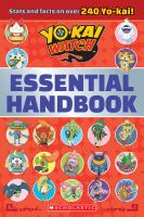 Yo-kai Watch Essential Handbook