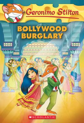 Cover image for Bollywood Burglary