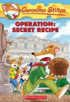 Operation: Secret Recipe