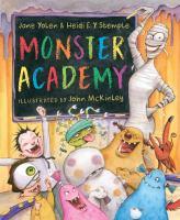 Monster Academy : where do little monsters go to school?