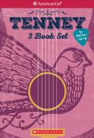 American Girl: Tenney Grant 3-Book Box Set