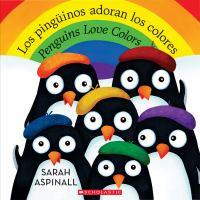 Los pingüinos adoran los colores