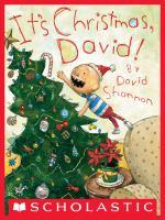 It's Christmas, David!