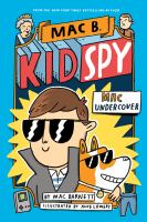 Mac B. Kid Spy
