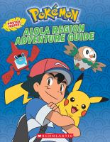 Alola Region Adventure Guide