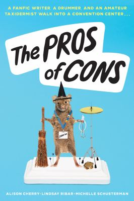 The Pros of Cons book jacket