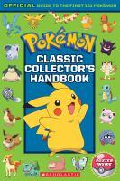 Pokémon Classic Collector's Handbook
