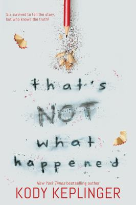 Cover image for That's Not What Happened