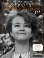 Wonderstruck Movie Scrapbook 1927