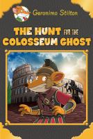 Hunt for the Colosseum Ghost.