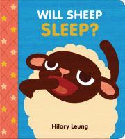 WILL SHEEP SLEEP? [board Book]