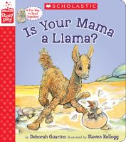 Is Your Mama A Llama? (a StoryPlay Book)