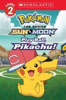 Play Ball, Pikachu!
