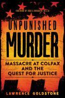 Unpunished Murder