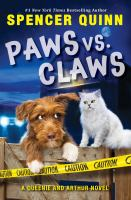 Media Cover for Paws vs. Claws