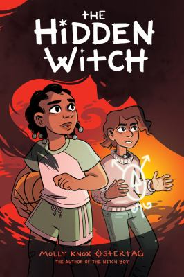 Cover image for The Hidden Witch