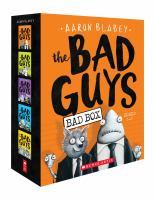 The Bad Guys Boxset (Books 1-5)