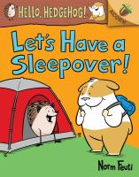 Cover of Let's Have a Sleepover