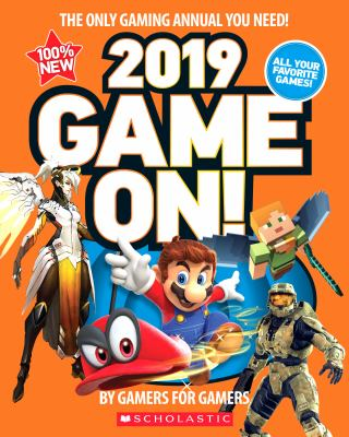 Cover image for 2019 Game On!