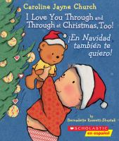 I love you through and through at Christmas, too!