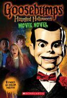 Goosebumps, Haunted Halloween Movie Novel