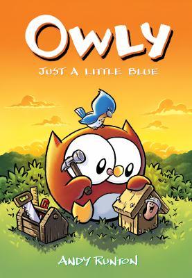 Owly  just a little blue