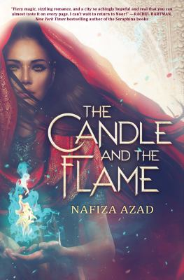 The Candle and the Flame (book-cover)