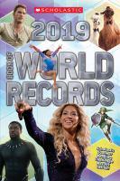 Scholastic Book of World Records 2019