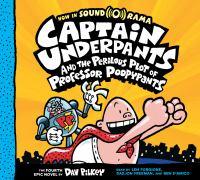 Captain Underpants and the Perilous Plot of Professor Poopypants