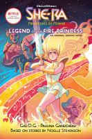 Legend of the Fire Princess