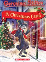 Media Cover for Christmas Carol