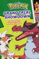 Pokémon. Grand trial showdown : 2 graphic adventures