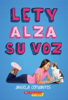 Lety alza su voz (lety out loud)