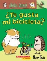 Te gusta mi bicicleta?