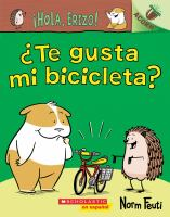 ¿Te gusta mi bicicleta?