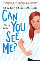 Media Cover for Can You See Me