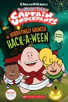 The Spooky Tale of Captain Underpants