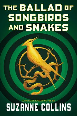 The Ballad of Songbirds and Snakes(book-cover)