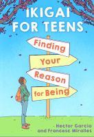 Ikigai for Teens