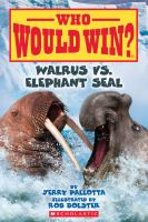 Walrus vs. elephant seal