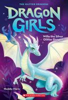 Willa the Silver Glitter Dragon