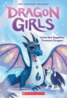 Aisha The Sapphire Treasure Dragon