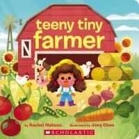 Teeny tiny farmer
