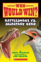 Rattlesnake Vs. Secretary Bird
