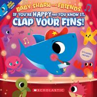 If you're happy and you know it, clap your fins!
