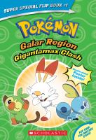 Pokémon Super Special Chapter Book #1: Galar/Alola