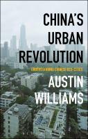 China's Urban Revolution