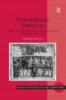 Subordinate Subjects